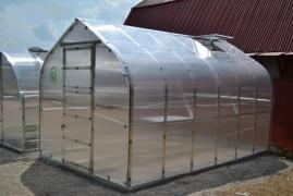 Išmanusis šiltnamis Standart Klasika 10m²  4mm