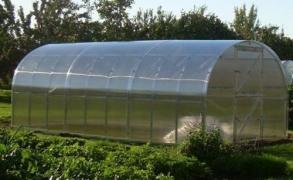 Šiltnamis arkinis Klasika 6m²  6mm