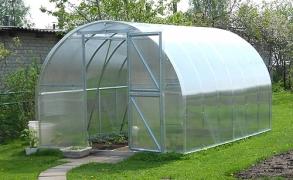 Šiltnamis Arkinis Gaspadorius 29m²  4mm