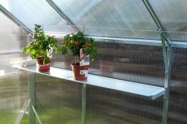 Prieskonių, gėlių auginimo/sirpinimo lentyna Gampre