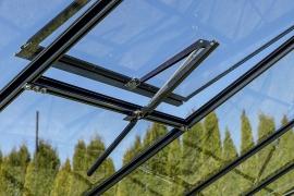 Papildomas stoglangis su automatika SANUS GLASS šiltnamiams (2000)