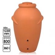 Lietaus vandens talpa Ican360 molio spalvos