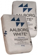 Baltas cementas vnt