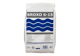 Broxo druska 6/15, 25kg / vnt