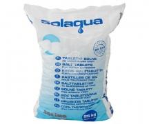 Vandens minkštinimo druska tabletemis Solaqua, 25kg / vnt