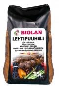 Medžio anglis kepsninėms BIOLAN 15L / vnt
