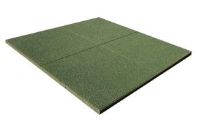 Žalia guminė trinkelė