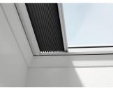 Velux klostuota užuolaidėlė, plokščio stogo langams elektrinė