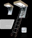 Fakro Žirkliniai laiptai atsparūs ugniai