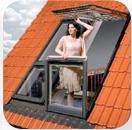 Fakro balkonas galeria