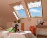 Fakro padidinto atsparumo įsilaužimui stogo langas