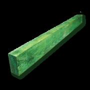 Impregnuota dvigubo pjovimo mediena