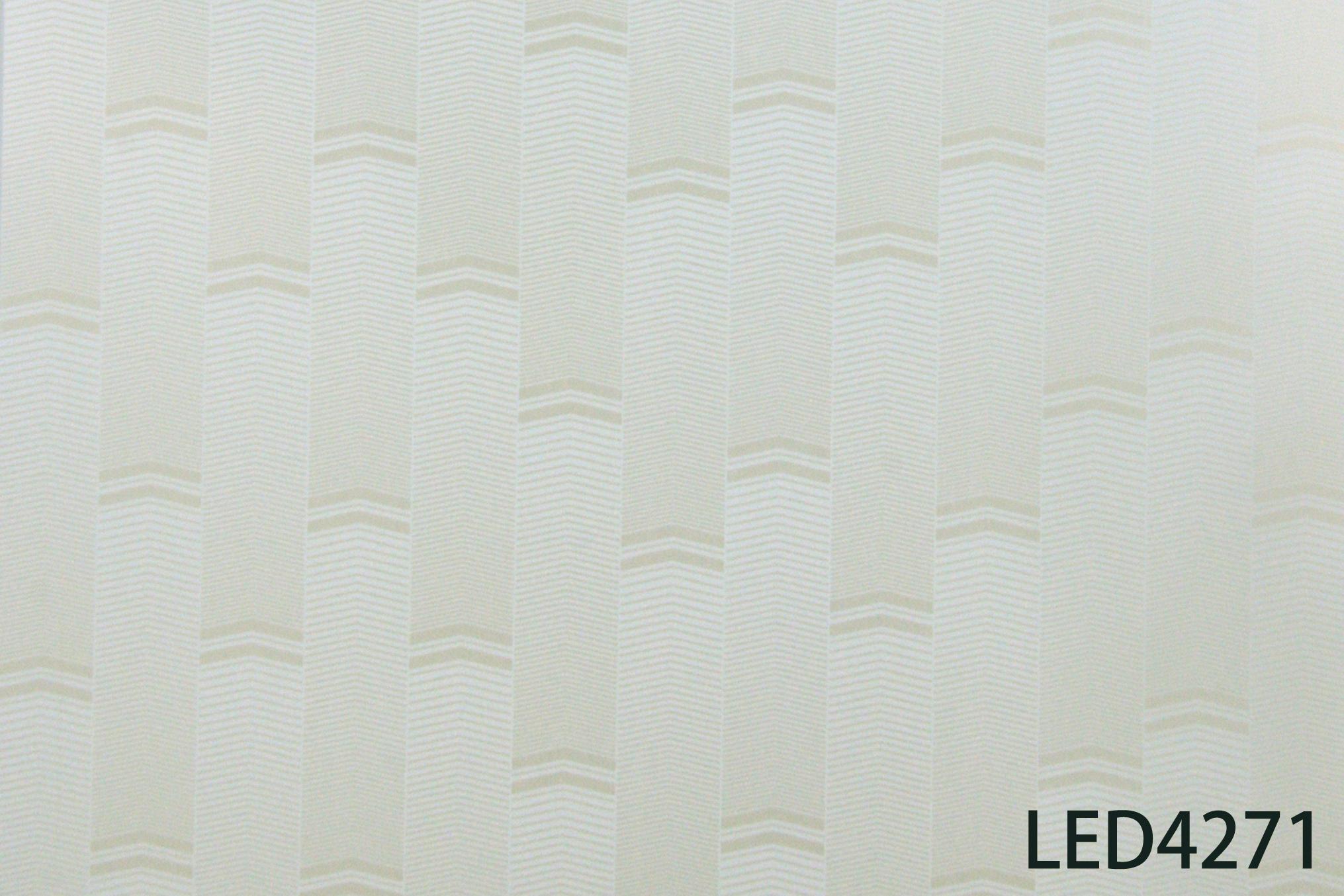 Dekoruotos plastikinės dailylentės vidaus apdailai