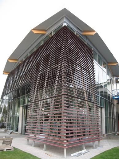 Aliuminio lengvai surenkamos žaliuzės Aluclick Kaina