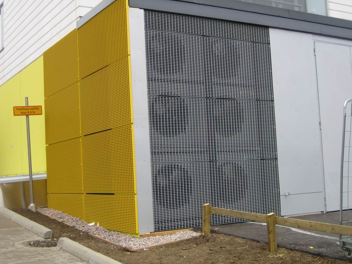 ALUPRO aliuminio žaliuzės Kaina