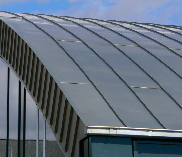 Architektūrinis cinkas Nedzink kaina