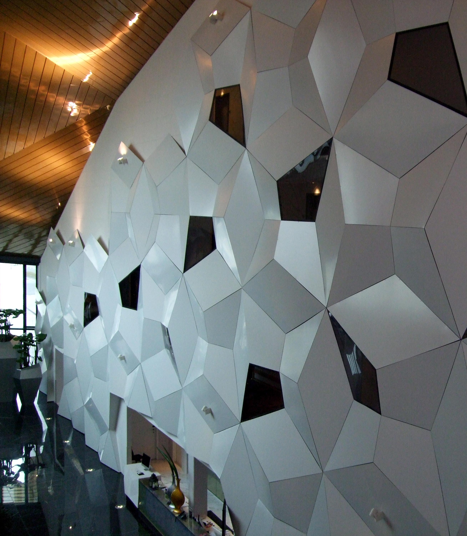 Aliuminio kompozicinės plokštės Larson Kaina