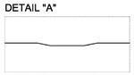 Žemo profilio lakštas T40-119(40)X-925 kaina