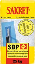 Mineralinis dekoratyvinis tinkas SBP (samanėlė)