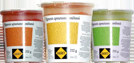 Mineraliniai pigmentai