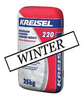 Wärmedämmsystem 220 WINTER kaina