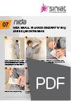 Gipso Kartonas Nida Siniat NIDA small ir large dekoratyvinių karnizų montavimas