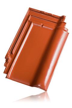 Wienerberger L15 užkaitinė čerpė kaina, raudona angoba kaina / Kunice