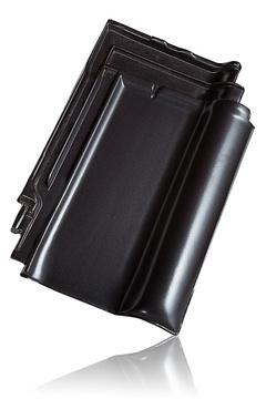 Wienerberger L15 užkaitinė čerpė kaina, juoda angoba kaina / Kunice