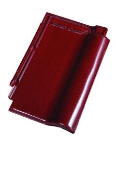 Wienerberger Alegra 9 užkaitinė čerpė kaina, raudonmedžio angoba blizgi kaina / Kunice