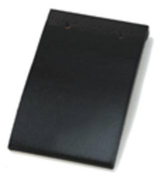 Wienerberger Pottelberg 301 Black Glazed 738 kaina / Aalbeke