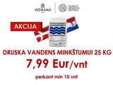 Druska vandens minkštinimui nukalkinimui Druskos Tablėtės Kaina Akcija Išpardavimas Internetu Vilniuje 1