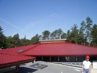 Skardinė stogo danga MMR Vilo 7