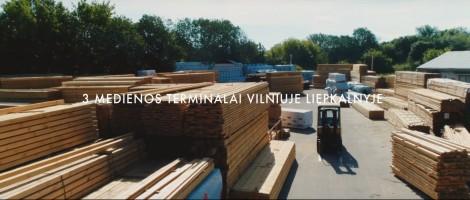 VILNIAUS MEDIENOS CENTRAS 30