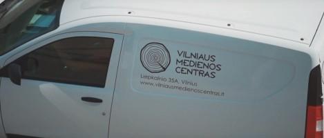 VILNIAUS MEDIENOS CENTRAS 12