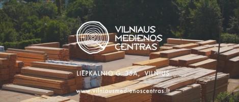 VILNIAUS MEDIENOS CENTRAS 1