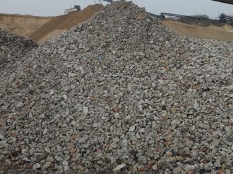 Skalda iš perdirbtų statybos medžiagų fr.20/100 mm
