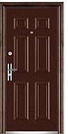 Lauko durys AQ 90 2 spynos