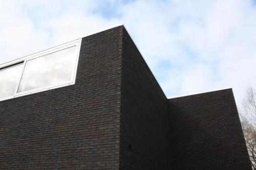 IMPULSE 76 Carbon Vandersanden belgiškas klinkeris Klinkerio plytos kaina
