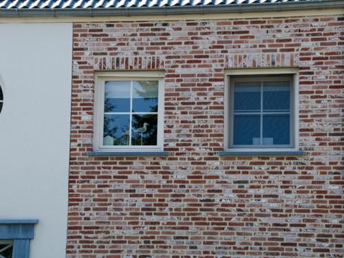 NOSTALGIE 90 Scottish Mixture Oud Warande Vandersanden belgiškas klinkeris Klinkerio plytos kaina
