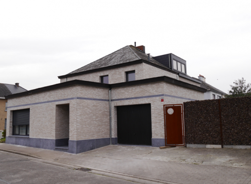 INTENSE 152 Antro Vandersanden belgiškas klinkeris Klinkerio plytos kaina