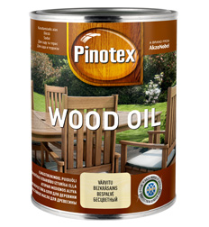 Pinotex Wood Oil kaina