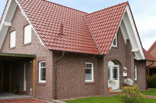 JEVER Friesisch-bunt ROBEN GmbH vokiškas klinkeris Klinkerio plytos kaina