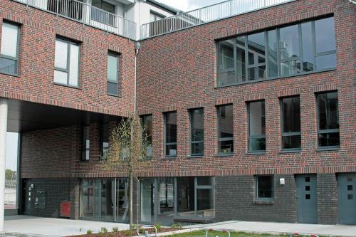 HOOKSIEL Kohle-bunt ROBEN GmbH vokiškas klinkeris Klinkerio plytos kaina