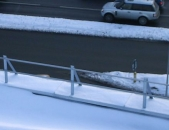 Stogo tvorelės komplektas ant parapeto, 3 vamzd Super Kaina Vilniuje